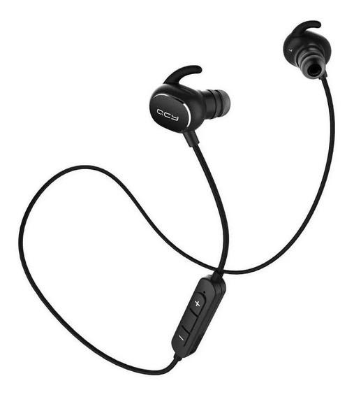 Fone De Ouvido Bluetooth Qcy Qy19 Sem Fio Original Ipx4
