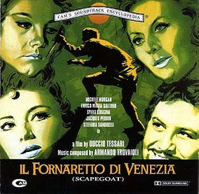 Cd Il Fornaretto Di Venezia Armando Trovajoli Original Raro
