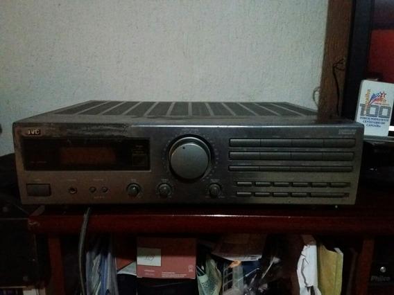 Receiver Jvc Rx-309 Usado Pra Usar Só O Amplificador