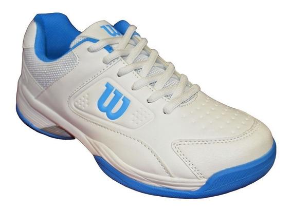 Zapatillas Mujer Wilson Tenis Padel Game Tennis 2.0 Ftw W
