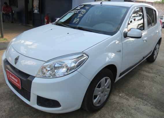 Sandero 1.6 Expression 16v Flex 4p Manual