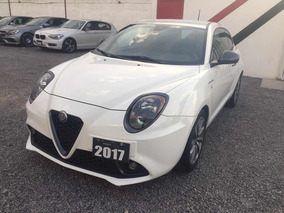 Alfa Romeo Mito 1.4 Progression Luxury Mt 2017