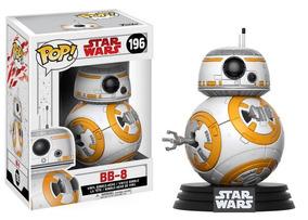 Estatueta Funko Pop! Star Wars The Last Jedi - Bb-8
