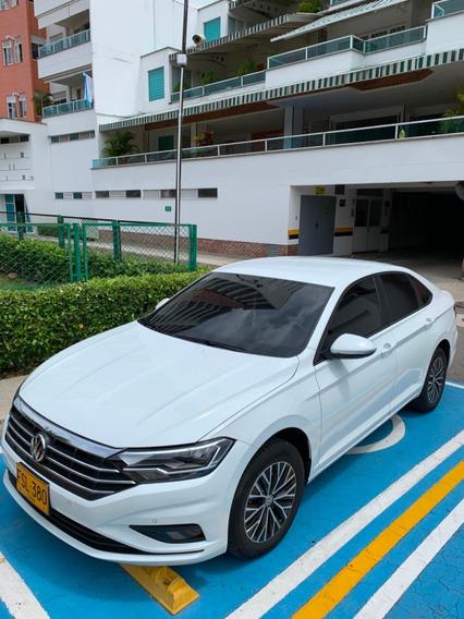 Volkswagen Jetta Comfortline 1.4 Blanco 2019