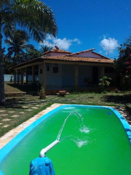 Casa Em Muriú, Ceará-mirim/rn De 169m² 2 Quartos À Venda Por R$ 200.000,00 - Ca511099