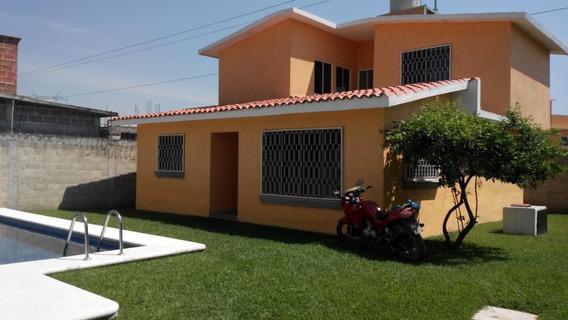 Casa Con Alberca, Cerca De Primaria