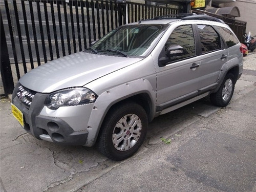 Fiat Palio 1.8 Mpi Adventure Locker Weekend 8v Flex 4p Manua