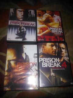 Prison Break Serie Completa Temporadas 1-2-3-4-5