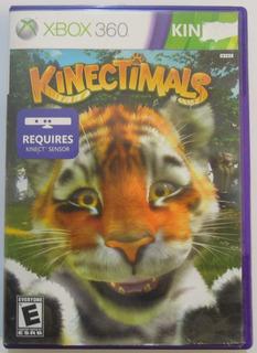 Kinectimals Xbox 360 Kinect