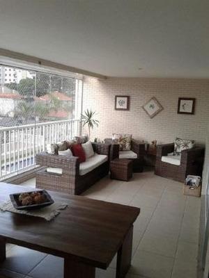Apartamento Em Vila Gumercindo, São Paulo/sp De 144m² 4 Quartos À Venda Por R$ 1.325.000,00 - Ap137114