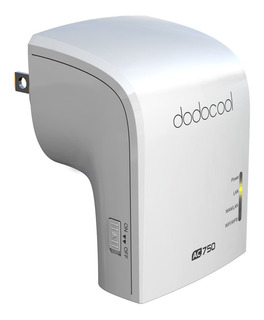 Dodocool Ac750 Dual Banda Sin Hilos Wi Fi Ap / Repetidor /