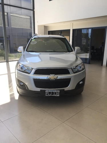 Chevrolet Captiva Ls Mt 2016
