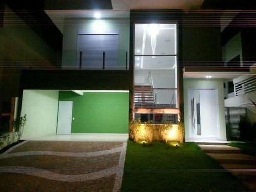 Casa Com 5 Dormitórios À Venda, 300 M² Por R$ 1.390.000,00 - Swiss Park - Campinas/sp - Ca1201