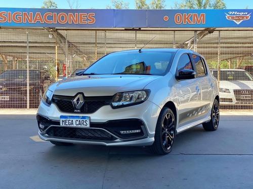 Renault Sandero Ii 2.0 16v Rs 2019 - 14.000 Kms!!!