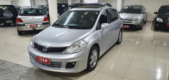 Nissan Tiida Sl 1.8 (flex) (aut) 2013
