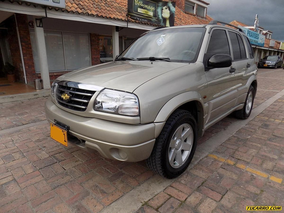 Chevrolet Grand Vitara 2.5cc At Aa 4x4