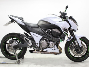 Kawasaki - Z 800 - 2016 Branca