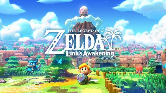 Zelda Links Awakening Switch Digital Codigo Eshop