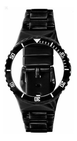 Pulseira Relógio Original Champion Preta