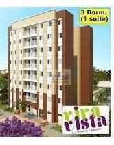 Imagem 1 de 5 de Apartamento  Residencial À Venda, Parque Jatobá (nova Veneza), Sumaré. - Ap0009