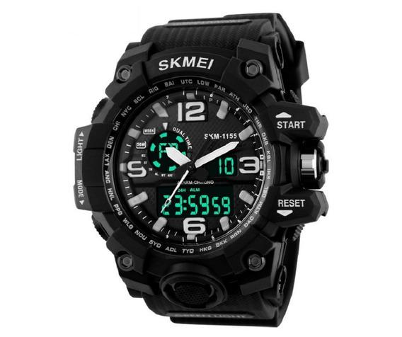 Relógios Masculino Sport Skmei Shock