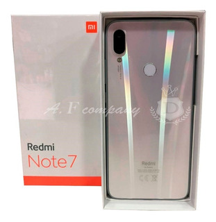 Xiaomi Redmi Note 7 64 4gb + Capinha + Película +nota Fiscal