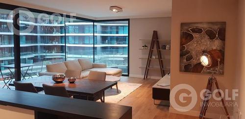 Vendo Apartamento De 2 Dormitorios Con Renta, Amueblado, Garaje Y Box En Forum, Montevideo