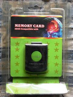 Memory Card Para La Consola Xbox Clasica Nueva