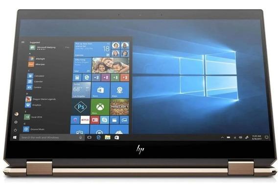 Notebook Hp Spectre X360 13,3 I7 32gb Ram 512ssd Quad Core