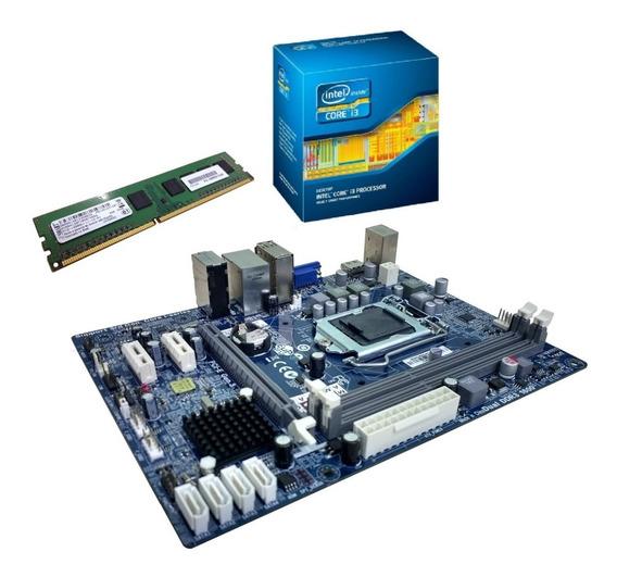 Kit Upgrade Intel I3 3.10ghz Memória 4gb Hdmi Promoção