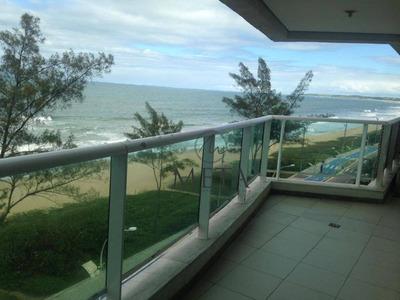 Apartamento Alto Padrão 4 Quartos Em Frente Praia Do Pecado - Ap0008