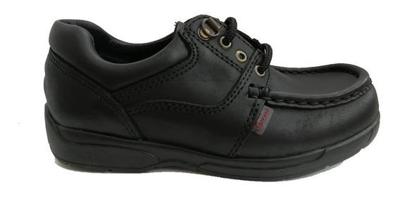 Zapato Marcel 343 Cuero Colegial Escolar Unisex Oferta