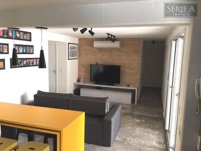 Apartamento Residencial À Venda, Barra Funda, São Paulo. - Ap1208