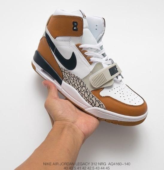 Jordan Legacy 312 Nrg A Pedido Hombre Nike Air Retro 1 3 4 5