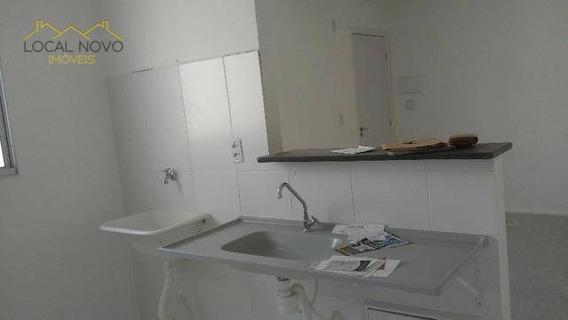 Apartamento Residencial À Venda, Vila Alzira, Guarulhos. - Ap0260