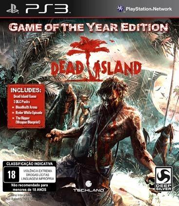 Dead Island - Ps3 - Midia Fisica - Frete Gratis