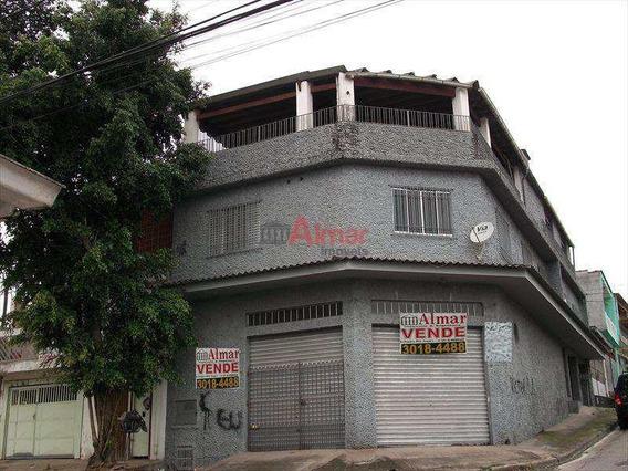 Sobrado Com 4 Dorms, Itaquera, São Paulo - R$ 950 Mil, Cod: 5219 - V5219
