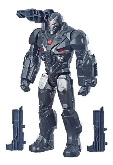Avengers Endgame Ultimato Titan Hero War Machine 30 Cm