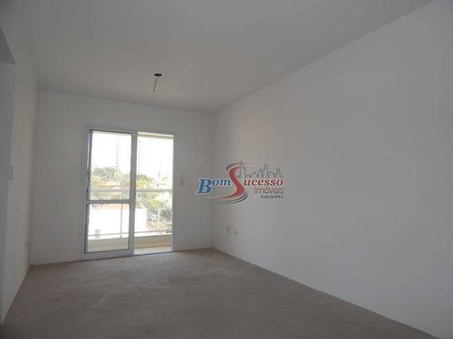 Imagem 1 de 25 de Apartamento Com 2 Dormitórios À Venda, 63 M² Por R$ 510.000,00 - Saúde - São Paulo/sp - Ap2807