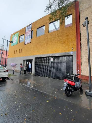 Imagen 1 de 12 de Edificio Uso Mixto A 1 Cuadra De Reforma Y Metro Hidalgo