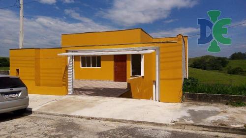 Imagem 1 de 30 de Casa Com 3 Dormitórios À Venda, 207 M² Por R$ 520.000 - Jardim Terras De São João - Jacareí/sp - Ca0682