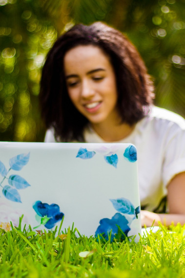 Case Carcasa Funda Mac Pro 13.3 A1706 A1708 Diseño Flores