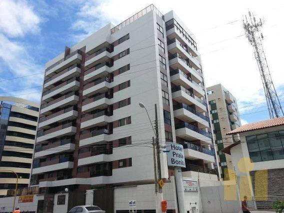 Apartamento Com 3 Dormitórios À Venda, 90 M² Por R$ 700.000 - Jatiúca - Maceió/al - Ap0501