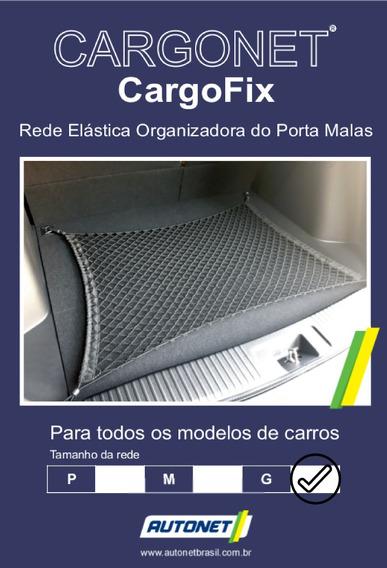 Rede Tipo Cargo Fix Grande Para Porta Malas Tamanho G Suvs