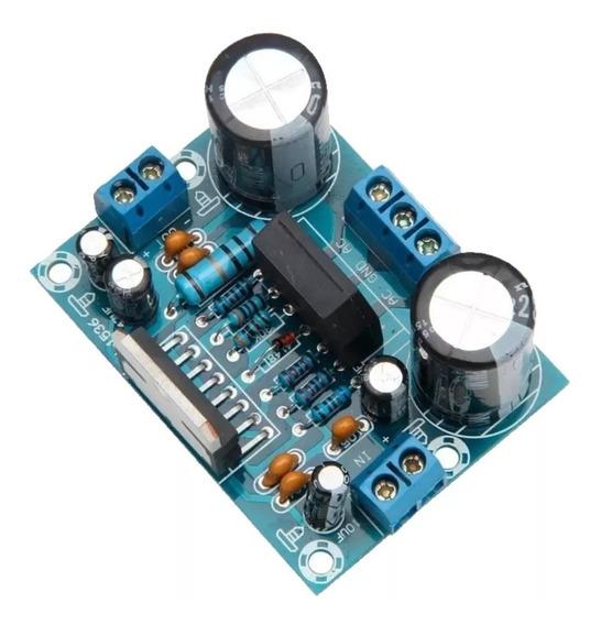 Tda7294 200w Rms Profissional Montado Pronto Para Uso