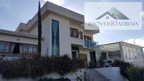 Casas Em Condomínio À Venda Em Atibaia/sp - Compre O Seu Casas Em Condomínio Aqui! - 1452585