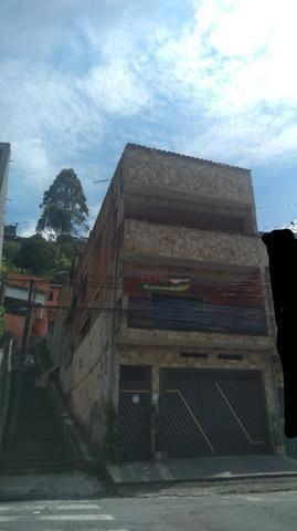 Imagem 1 de 5 de Sobrado Com 3 Dormitórios À Venda, 125 M² Por R$ 297.000,00 - Jardim Zaira - Mauá/sp - So2044