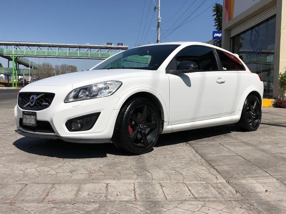 Volvo C30 2010 Blanco Mt Turbo Deportivo Coupé Estandar