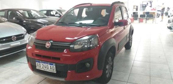 Fiat Uno Way 1.3 2018 Gnc! Contado! Lh1
