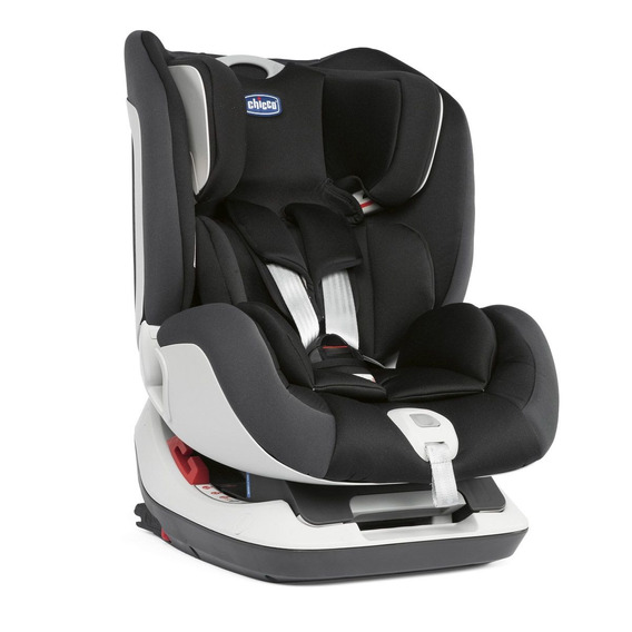 Cadeira Auto Seat Up Isofix Reclinável 0-25kg Black Chicco